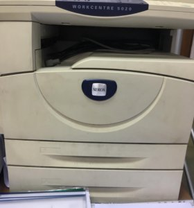 Принтер xerox workcentre 5020