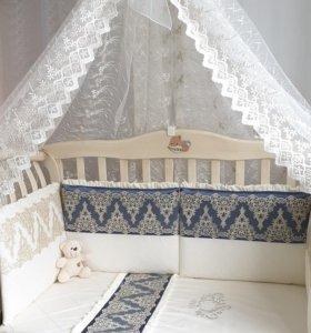 Набор в кроватку Victoria