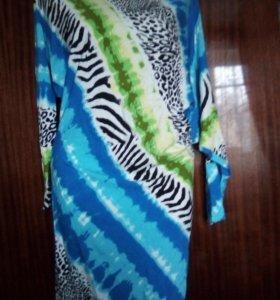 Туника - платье новое