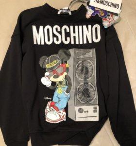 Свитшот H&M Moschino