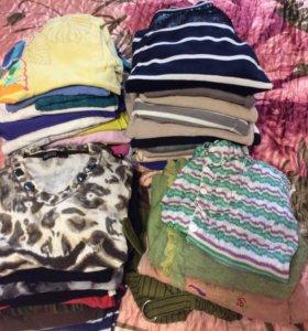Много женской одежды р.44-50