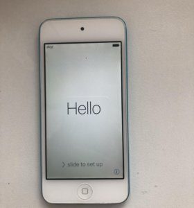 iPod touch 5s