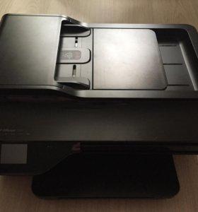 МФУ HP 7610 принтер, сканер, копир