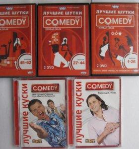 DVD фильмы коллекция