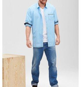 Рубашка, S.oliver,новая,68-70 размер.xxxxlнемецкий