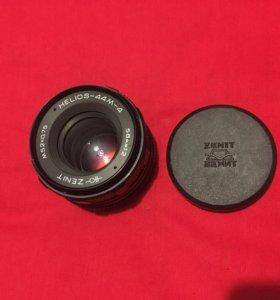 легендарный Helios 44М-4 58 mm f/ 2