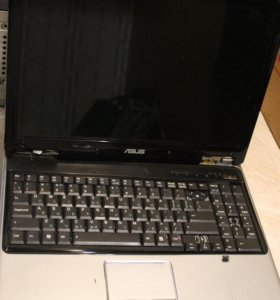 Ноутбук Asus PRO57T по запчастям