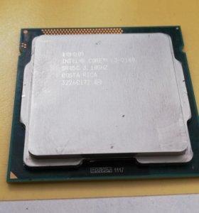 I3-2100, 3100GHZ, LGA1155