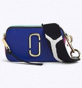 Сумка Marc Jacobs Snapshot Bag ACADEMY BLUE/MULTI