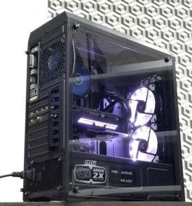 Лучший игровой Core i5 7500 16Gb DDR4 1060 6Gb SSD