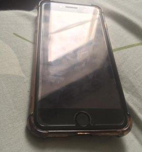 Айфон 7+ черный оникс