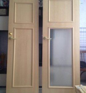 Двери деревянные между Комнатный 5 шт