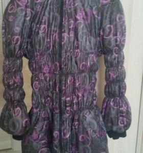 Куртка жля беременных осень- весна 46- 48р.