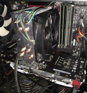 Игровой Пк на intel I7 6700k.