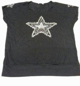 новая кофта/футболка
