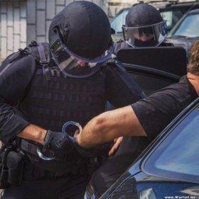 Инспектор службы, полицейскиц