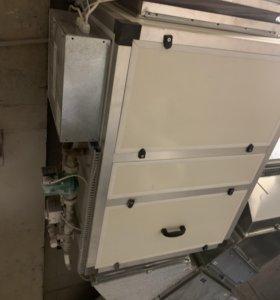 Приточно вытяжная машина с рекуператором Breezart