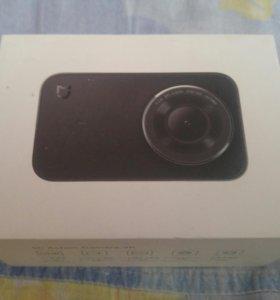 Xiaomi Mijia MI Action Camera 4K YDXJ01FM (новая)