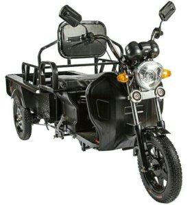 Грузовой электрический трицикл RuTrike D1 1200 60V