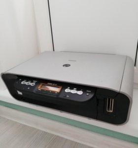 Принтер и сканер Canon MP170