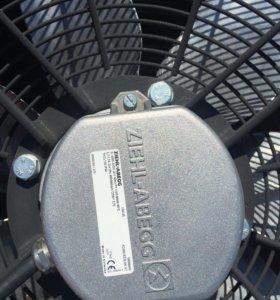 Вентилятор осевой Ziehl-Abegg