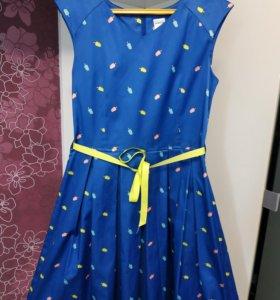 Платье нарядное для девочки 158 размер
