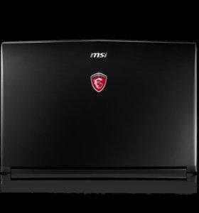 Ноутбук MSI GL72-6qdru