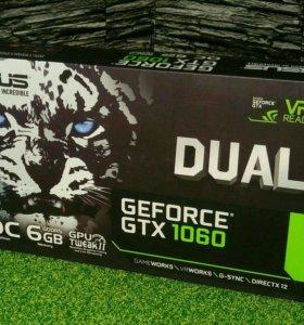 ASUS GTX 1060 - 6GB DUAL