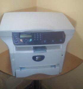Лазерное мфу Xerox 3100 (Принтер, копир, сканер)