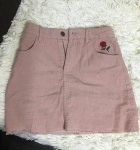 юбка pull&bear размер S