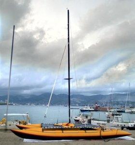Катамаран парусный разборный Тайфун