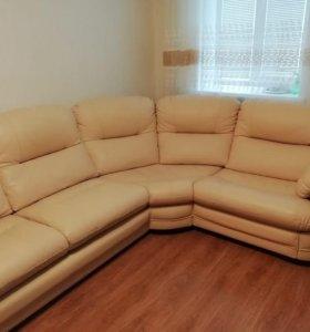 """Угловой диван """"Ланкастер"""""""
