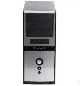 Компьютер монитор клава мышка колонки