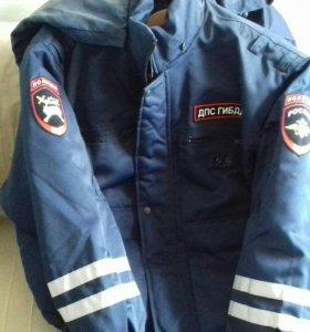Новая куртка дпс