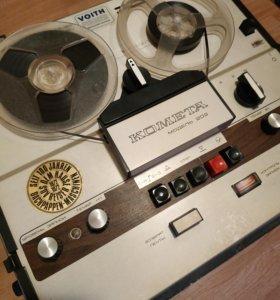 🎶🎼Катушечный магнитофон Комета 209