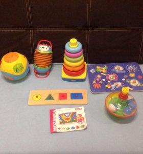 Игрушки для ребёнка 1 -3 года