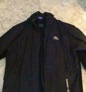 Куртка/плащ Umbro 2в1 54-56