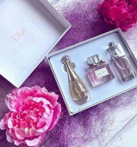Набор Dior 3в1