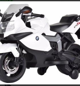 Мотоцикл детский аккумуляторный BMW