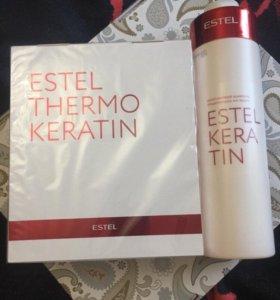 Термокератин, восстановление волос
