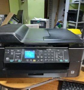 Мфу Epson WF-7510 A3 формат