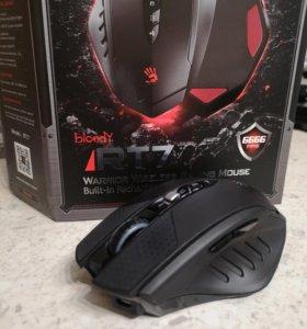 Беспроводная игровая мышка A4Tech Bloody RT7