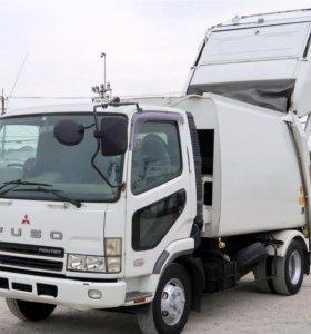 Mitsubishi fuso fighter мусоровоз