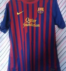 Новая, Оригинальная, футболка фкБарселона
