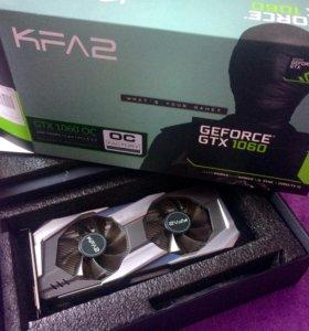 GeForce 1060 6Gb 192bit