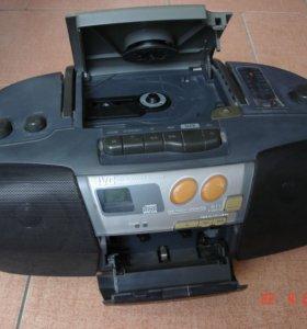 Магнитофон JVC CD Portable Systim RC-X 260