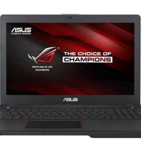Игровой ноутбук Asus ROG G56JK