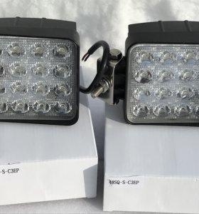 Фары (LED) на джип,трактор,квадроцикл