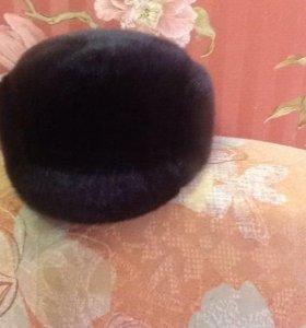 шапка из нерпы