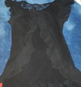 Блузка и юбка для танцев